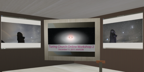 Turing Church Online Workshop 2